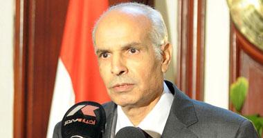 الدكتور محمود عيسى وزير الصناعة والتجارة الخارجية