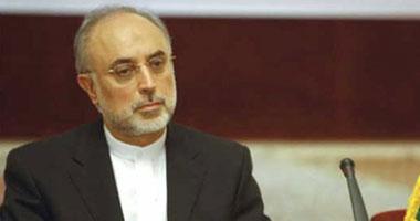 وزير الخارجية الإيرانى على أكبر صالحى