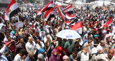 إبريل شباب الثورة يبحثان تعليق