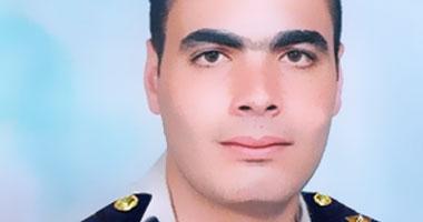 النقيب يوسف محمد الشافعى