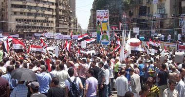 السلفيون يبدأون التوافد ميدان التحرير