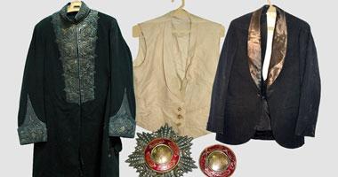 العثور على بدلة تشريفة الزعيم مصطفى كامل المسروقة من متحفه