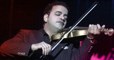 حفل موسيقى لعازف الكمان جهاد عقل بقصر محمد على