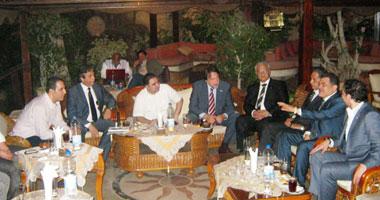 """""""الوفد"""" يستضيف اجتماع المعارضة السورية لانتخاب """"مجلس انتقالى"""""""