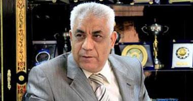 اللواء أحمد سالم الناغى مدير أمن الجيزة