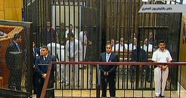 107 تصاريح جديدة لحضور محاكمة مبارك الاثنين