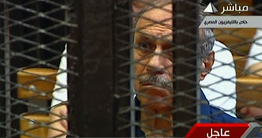 """اليوم محاكمات ساخنة.. """"العادلى"""" و6 من معاونيه فى القفص لاتهامهم بقتل المتظاهرين.. وإعادة محاكمة""""جرانة"""" فى قضية""""تراخيص شركات السياحة"""""""