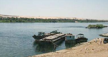 غرفة عمليات لإدارة كارثة تلوث نهر النيل بالسولار بأسوان