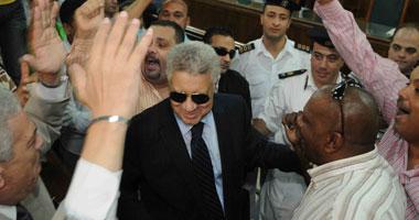 خسارة مرتضى منصور امام مرشح الحزب الوطنى عبد الرحمن بركة smal9201015152840.jpg