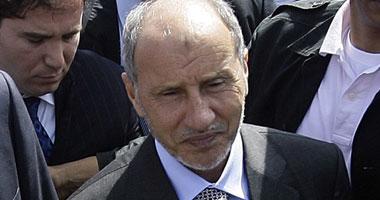 رئيس المجلس الانتقالى الليبى مصطفى عبد الجليل