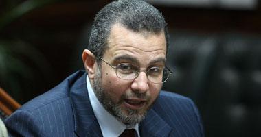 الدكتور هشام قنديل وزير الموارد المائية<br>