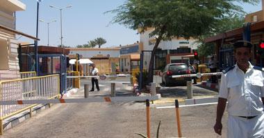 إغلاق منفذ مساعد الليبى أمام حركة السفر من وإلى مصر