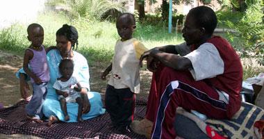 """""""مفوضية اللاجئين"""" تدعو المصريين لحسن التعامل مع الإثيوبيين المتواجدين بالقاهرة Smal9201210101546"""