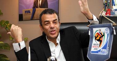 خالد مرتجى يعود للقاهرة اليوم بعد رحلة علاجية فى لندن