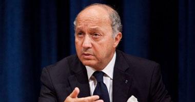 """وزير الخارجية الفرنسى يشدد على ضرورة """"عقد"""" مؤتمر جنيف2"""
