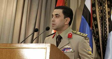 القوات المسلحة تعين العقيد أحمد محمد متحدثا رسميا لها