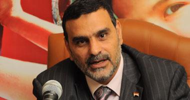 خالد الأزهرى وزير القوى العاملة والهجرة