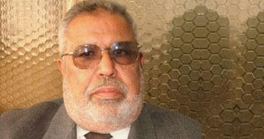 الدكتور رشاد بيومى نائب المرشد العام لجماعة الإخوان المسلمين