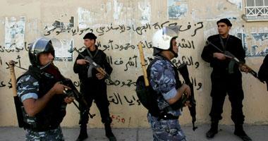 إصابة 40 بالأمن الفلسطينى و20 مواطنا خلال احتجاج لاجئين فى رام الله