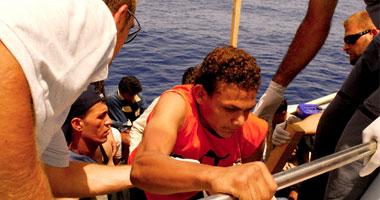 القوات البحرية الإيطالية تنقذ 236 مهاجرا من الغرق
