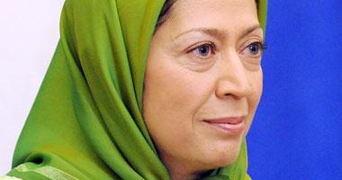 مريم رجوى تطالب مجلس الأمن الدولى بإدانة تدخلات النظام الإيرانى فى سوريا