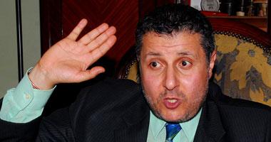 الدكتور نجاد البرعى الناشط الحقوقى