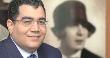 الكاتب الصحفى عبد الله كمال
