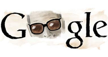 """Google"" تحتفى بنجيب محفوظ"