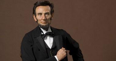 الرئيس الأمريكى أبراهام لينكولن