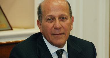 المهندس أحمد المغربى وزير الإسكان