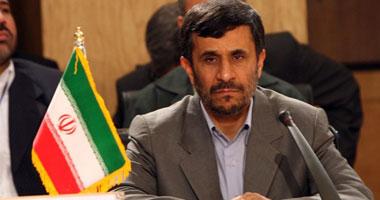 الرئيس الإيرانى أحمدى نجاد