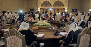 اجتماع مجلس التعاون الخليجى