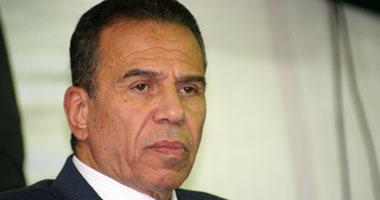 الدكتور عبد العظيم وزير محافظ القاهرة