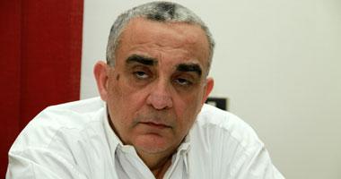 الدكتور عبد الحميد أباظة مساعد وزير الصحة