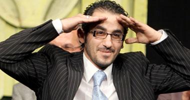 فيلم أحمد حلمى الجديد «ألف مبروك» مقتبس من Groundhog Day