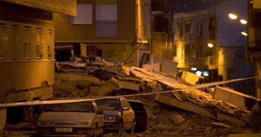 زلزال أسبانيا.. وإيطاليا