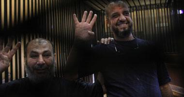 بدء محاكمة البلتاجى وصفوت حجازى فى قضية تعذيب ضابط برابعة