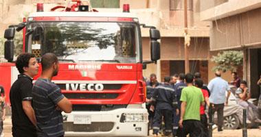 الحماية المدنية تخمد حريقين منفصلين فى المنوفية