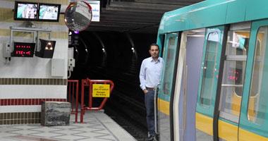 وصول أول دفعة من القطارات المكيفة الجديدة للخط الثالث للمترو إبريل المقبل