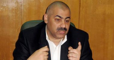 د.أسامة جميل  مدير مستشفى المطرية التعليمى