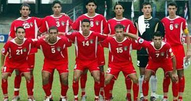 الأردن تهزم تايبيه فى تصفيات كأس آسيا 2023