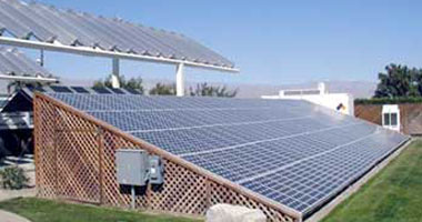 طاقة شمسية - أرشيفية