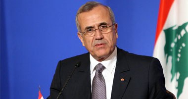 الرئيس اللبنانى العماد ميشال سليمان