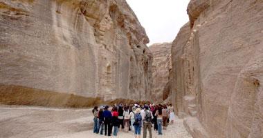 تراجع الإشغالات السياحية فى جنوب سيناء بمصر إلى 30%