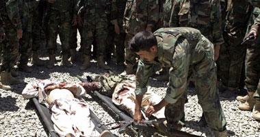 """مقتل 23 من الموالين لتنظيم """"داعش"""" فى غارة جوية بأفغانستان"""