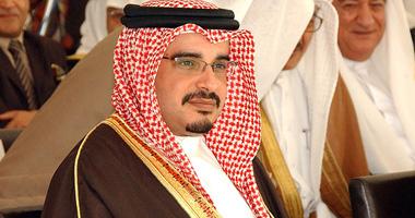 ولى عهد البحرين سلمان بن حمد آل خليفة