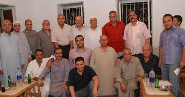 عائلة خطاب أنشأت شارع الهرم واستقبلت الملك السنوسى