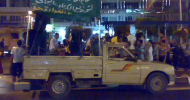 جانب من استعدادات محافظة الدقهلية لاستقبال قرينة الرئيس