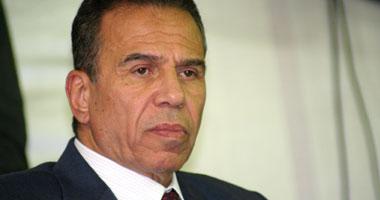 عبد العظيم وزير محافظ القاهرة