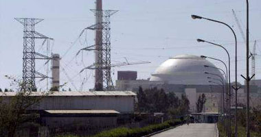 محطة بوشهر الإيرانية النووية
